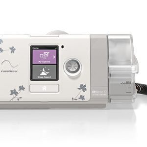 AirSense™ 10 AutoSet™ CPAP and HumidAir™ Heated Humidifier & ClimateLineAir™ Heated Tubing