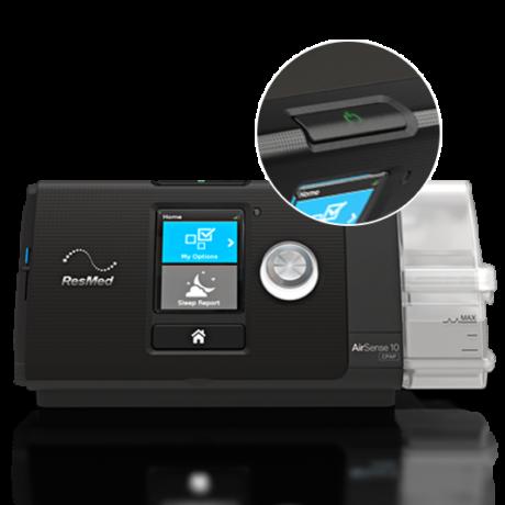 AirSense™ 10 CPAP Machine with HumidAir™Heated Humdifier