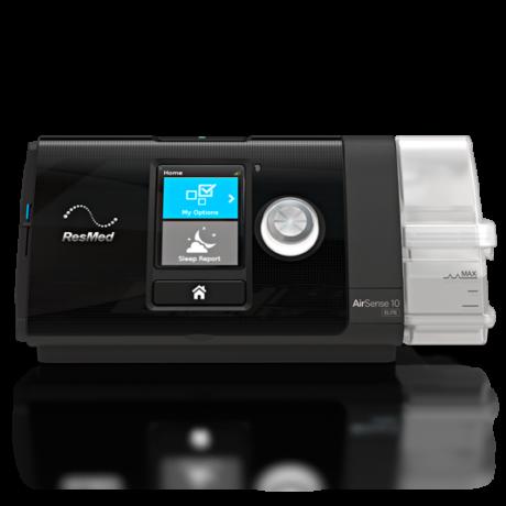AirSense™ 10 Elite CPAP with HumidAir™ Humidifier & ClimateLineAir™ Tube machine