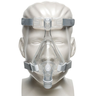 Amara Full Face CPAP Mask with Headgear
