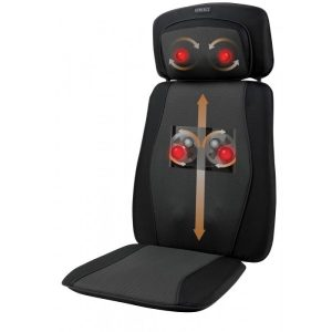 HoMedics® Back and Shoulder Shiatsu Massage Cushion