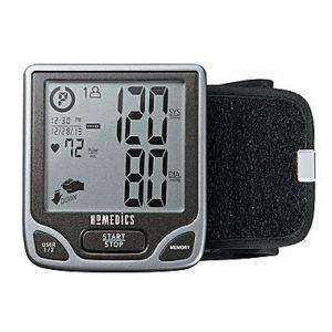 Homedics BPA-720-CA Deluxe Wrist Blood Pressure Monitor