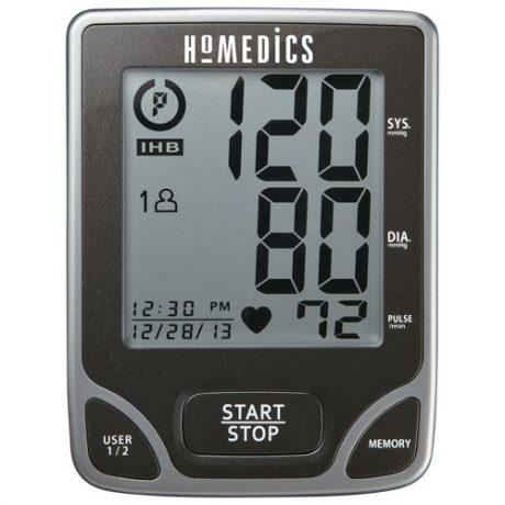 Homedics BPA -740-CA Deluxe Arm Blood Pressure Monitor