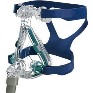 Mirage Quattro™ Full Face CPAP Mask with Headgear