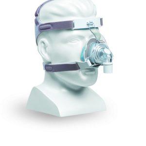 TrueBlue Gel Nasal CPAP Mask with Headgear